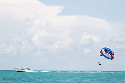 parasail morning special