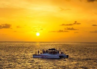 sunset dolphin snorkel key west combo