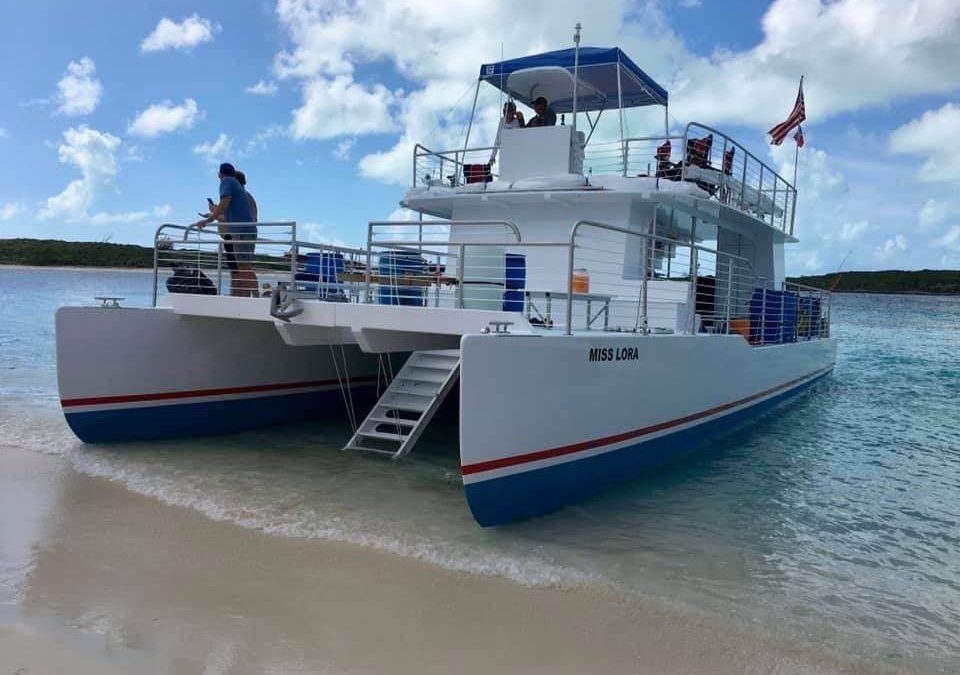 "Introducing The ""Miss Lora"" – Key West's Newest Dolphin Boat"