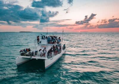 Sunset Watersports Dolphin Sunset Tour